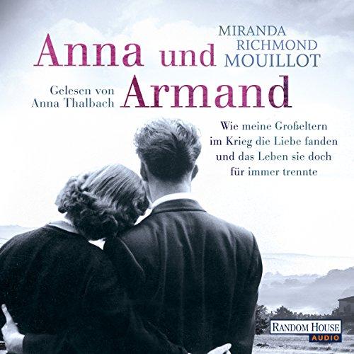 Anna und Armand audiobook cover art