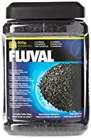 Chemical filter media Ideal for use with all Fluval external filters Provides large surface area for adsorption of impurities Does not raise phosphate levels Leaves water sparkling and crystal clear