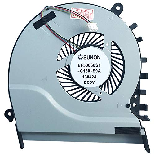 Price comparison product image Fan Cooler Compatible with ASUS A551,  A551LN,  K551,  K551L,  K551LA,  K551LB,  K551LN,  Q551L,  Q551LN,  V551LN,  V551,  V551L,  S551,  S551L,  S551LA,  S551LB,  V551LA,  V551LB