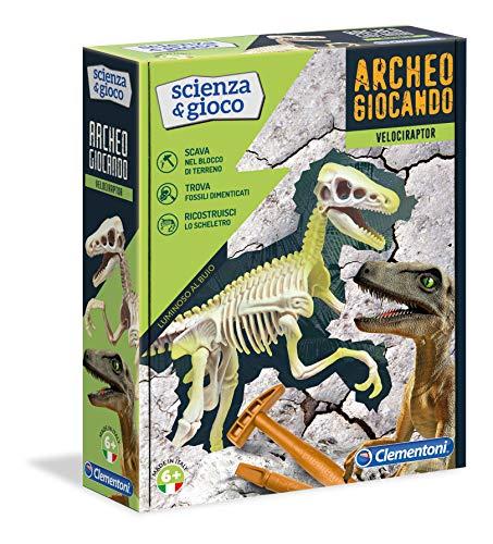 Juegos Educativos Cientifico Arqueologia Marca Clementoni