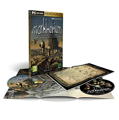 Machinarium : Collectors Edition (PC/Mac DVD)