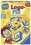Ravensburger 24931 Logofix Logo-Fix-Spielen und Lernen