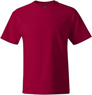 6.1 oz. Beefy-T Tall (518T)- DEEP RED,3XT
