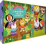 I minieroi della giungla. La fabbrica di storie. Ediz. a colori. Con 4 gadget...