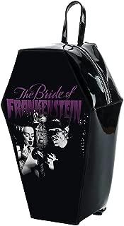 Universal Bride of Frankenstein Bride Gets Ready Coffin Backpack