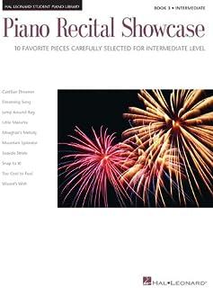 Piano Recital Showcase - Book 3