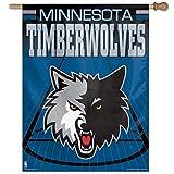 Wincraft Minnesota Timberwolves Basketball NBA Fahne 70 x 100 cm