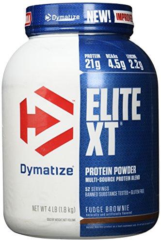 Dymatize Elite XT Fudge Brownie, 1.814 kg