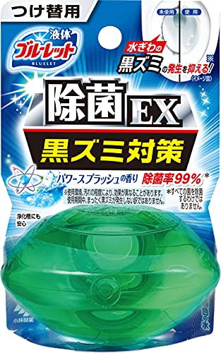 液体ブルーレットおくだけ 除菌EX パワースプラッシュの香り つけ替用 70mL