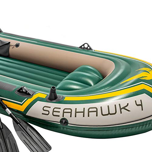 intex seahawk 4 review
