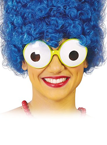 Fancy Dress Marge Simpson / large Eye Glasses