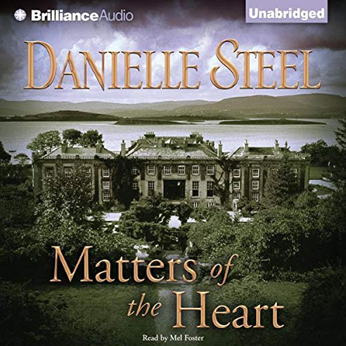 Matters of the Heart audiobook cover art