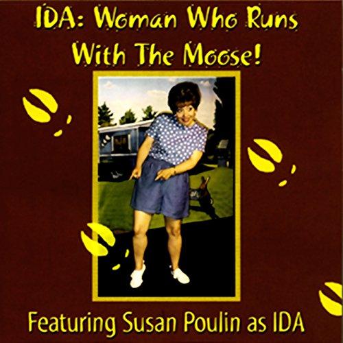 Ida audiobook cover art