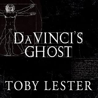 Da Vinci's Ghost audiobook cover art