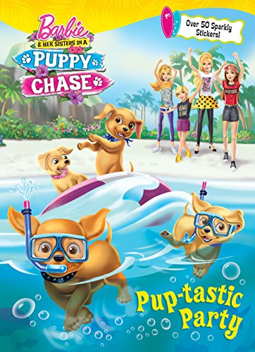 PUP TASTIC PARTY (Barbie & Her Sisters in a Puppy Chase)