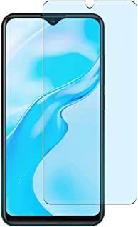 Vaxson 3-pack anti-blått ljus skärmskydd, kompatibelt med Samsung Galaxy M01s, blått ljusblockerande film TPU-skydd [INTE ...