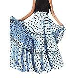 Faldas Mujer Largas Verano 2019 Elegante Tallas Grandes...