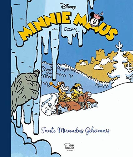 Minnie Maus - Tante Mirandas Geheimnis