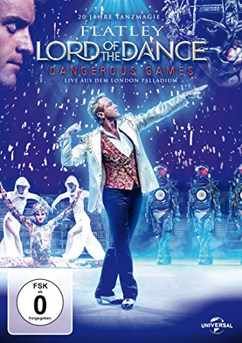 Michael Flatley - Lord of the Dance: Dangerous Games [DVD]