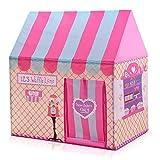 Huntfgold Baby Spielzelt Kids Castle Spielhaus Schnell Abnehmbare Ozean Zelt für Jungen Mädchen...