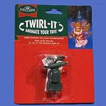 Holiday Ornament TWIRL-IT MOTOR J7804 Animate Tree Ornament New
