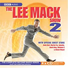 The Lee Mack Show 2 - The Complete Second Radio Series