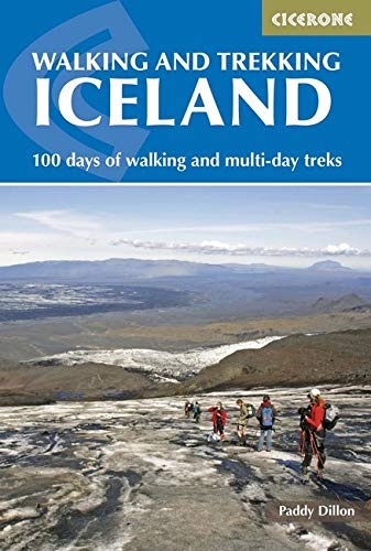 Walking and Trekking in Iceland. Cicerone. (Cicerone Walking Guide) [Idioma Inglés]