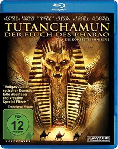 Tutanchamun - Der Fluch des Pharao [Blu-ray]