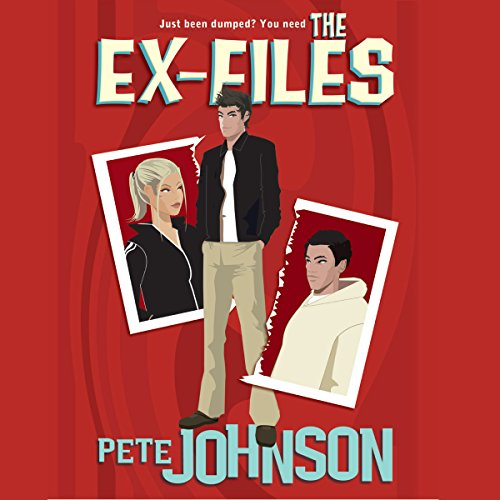 The Ex-Files audiobook cover art