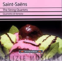 Saint-Saëns:String Quartet No. 1 in E minor, Op. 112/String Quartet No. 2 in G major, Op. 153