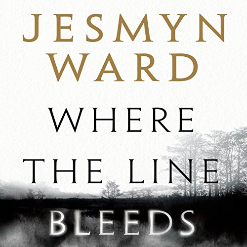 Where the Line Bleeds audiobook cover art