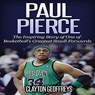 Paul Pierce audiobook cover art