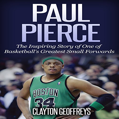Paul Pierce audiobook cover art