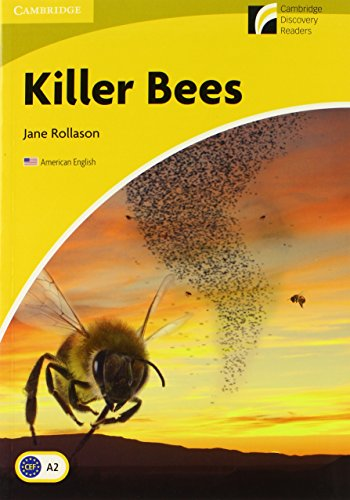 Killer Bees Level 2 Elementary/Lower-intermediate American English (Cambridge Discovery Readers, Level 2)の詳細を見る