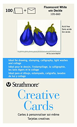 Strathmore 105-660-1 Creative Cards and Envelopes 5