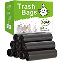 180-Count Jasincess Small Garbage Trash Bags