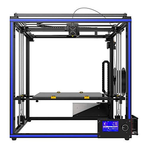 L.J.JZDY Imprimante 3D Tronxy DIY 3D Kits De L'imprimante X5ST-400 Plus Grande Taille d'impression 3D PLA 1.75mm Filame