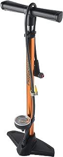 Samuriding 自転車 空気入れ 仏式 米式 英式 ロードバイク クロスバイク フロアポンプ エアゲージ付