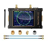 Nanovna SAA-V2 Vector Network Analyzer 10KHz~3GHz HF VHF UHF Antenna Analyzer 3.2' inch Touchscreen with Case,Measuring Duplexer, The Filter,S Parameters, Voltage Standing Wave Ratio, Phase,Delay