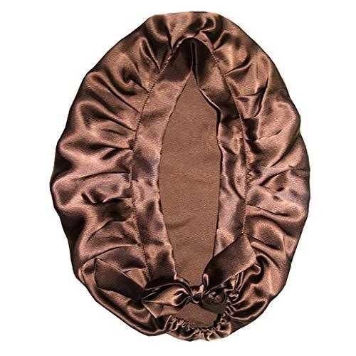 Inzopo Pure Silk #7 Bonnet de nuit pour femme