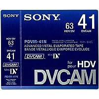 SONY PDVM-41N/3 ミニDVCAM/HDVテープ 32分 10本パック