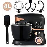 Eisenbach 3,5L robot de cuisine pétrisseur mixeur