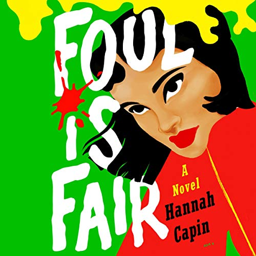 Foul Is Fair audiobook cover art