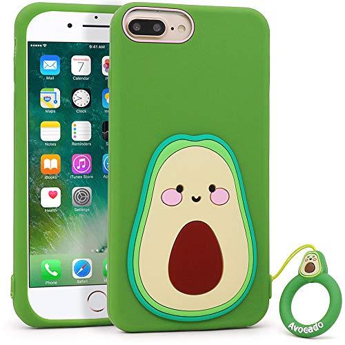 LKKJ Cute iPhone 6 Plus Case, iPhone 6s Plus Case, iPhone 7 Plus Case,...