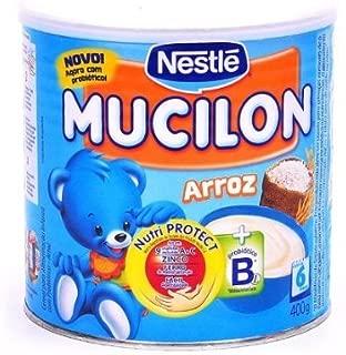 Nestlé Mucilon Arroz 400g (Pack of 02)