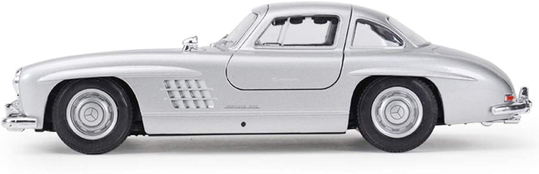 ahorre 60% de descuento RENJUN Coche Modelo Modelo Modelo 1 24 Mercedes Benz S600SL simulación de aleación de fundición de Juguetes Adornos de colección de Coches Deportivos joyería 19x7.2x5.7CM  diseñador en linea