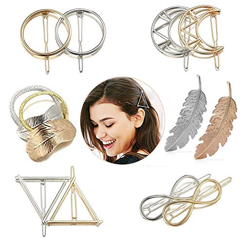 Ealicere -   Metall Haarklammern