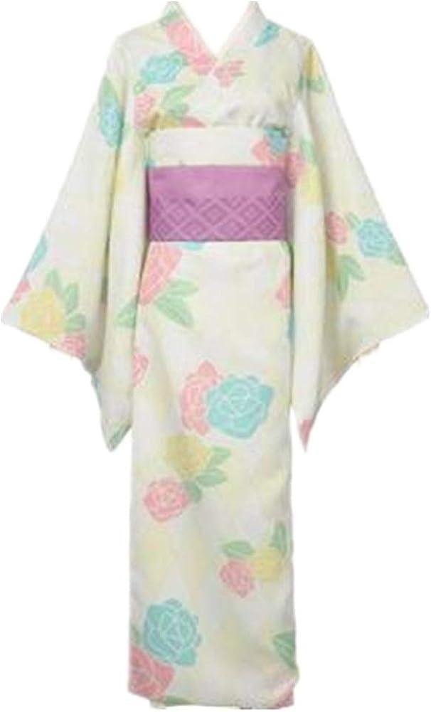 Minami Kotori Summer Bathrobe Kimono Direct store Costume C Philadelphia Mall Cosplay Halloween
