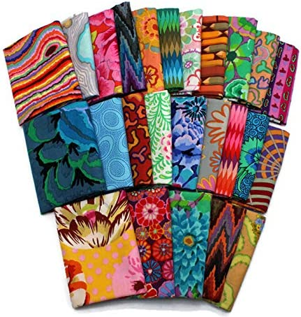 10 Cash special price Fat Quarters - Kaffe Directly managed store Flowers Fasset Floral Collections Flower