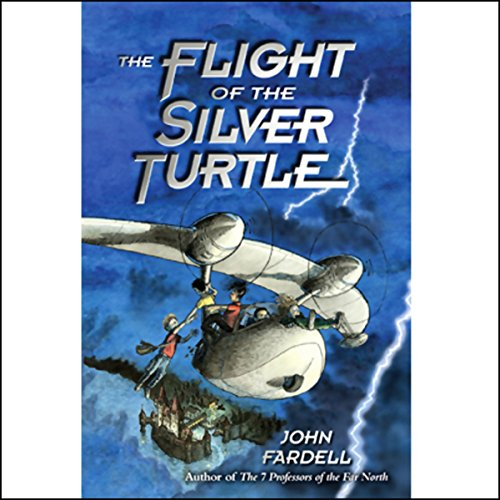 Flight of the Silver Turtle cover art